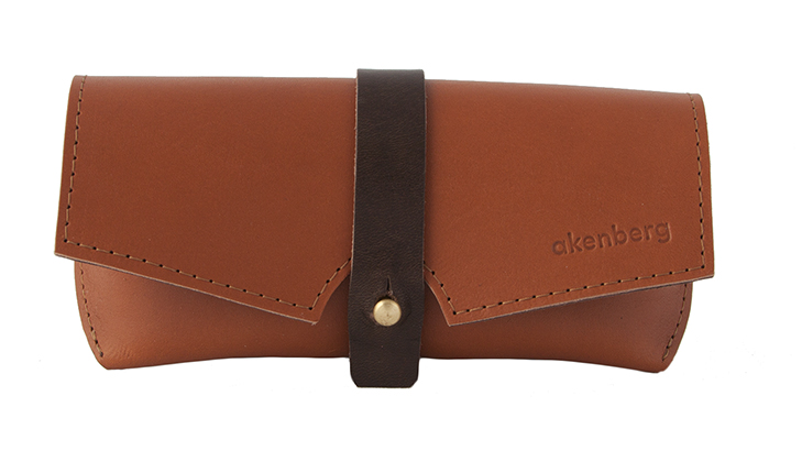 Uuma eyewear leather case