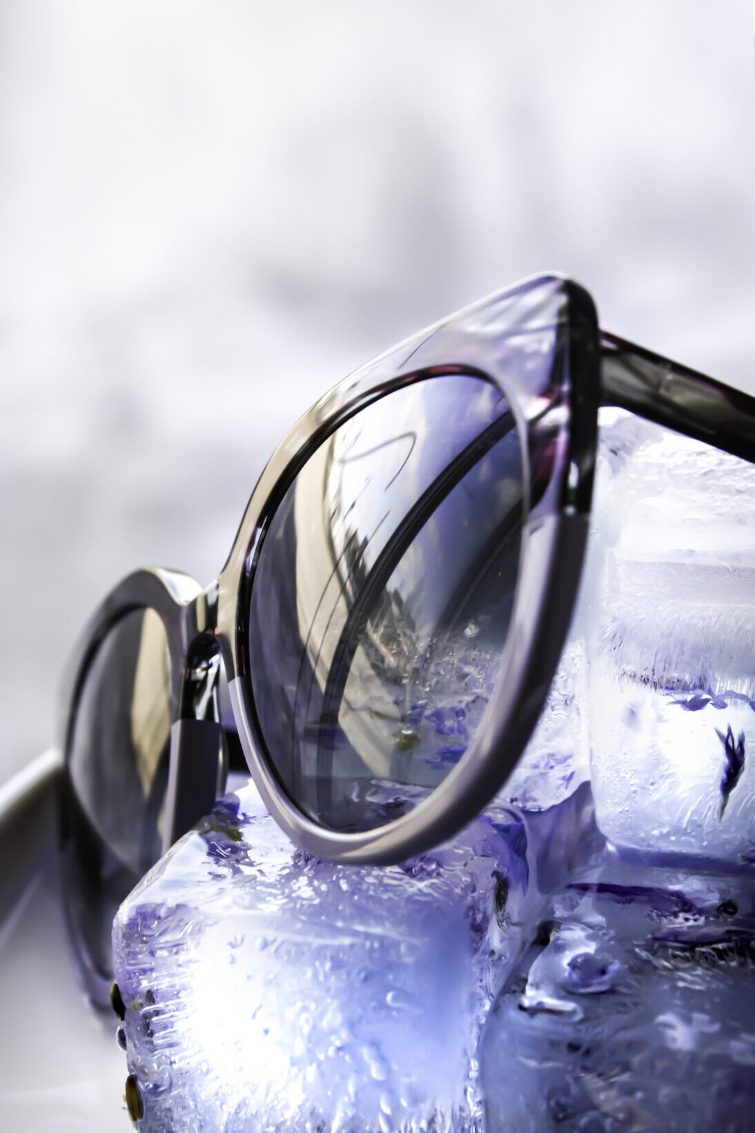Tarendo sunglasses purple reed